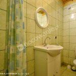 łazienka w domku 5-osobowym