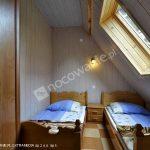 1 z 3 sypialni w domku 7-osobowym