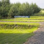 Kamperpark- miejsce utwardzone specjalnie dla kamperów